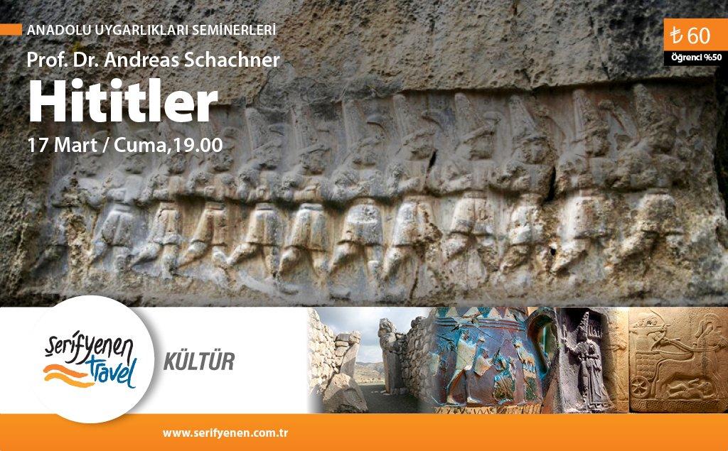 Anadolu Uygarlıkları Seminerleri