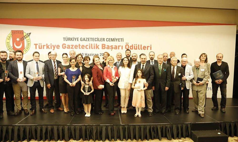 Gazetecilik Başarı Ödülleri