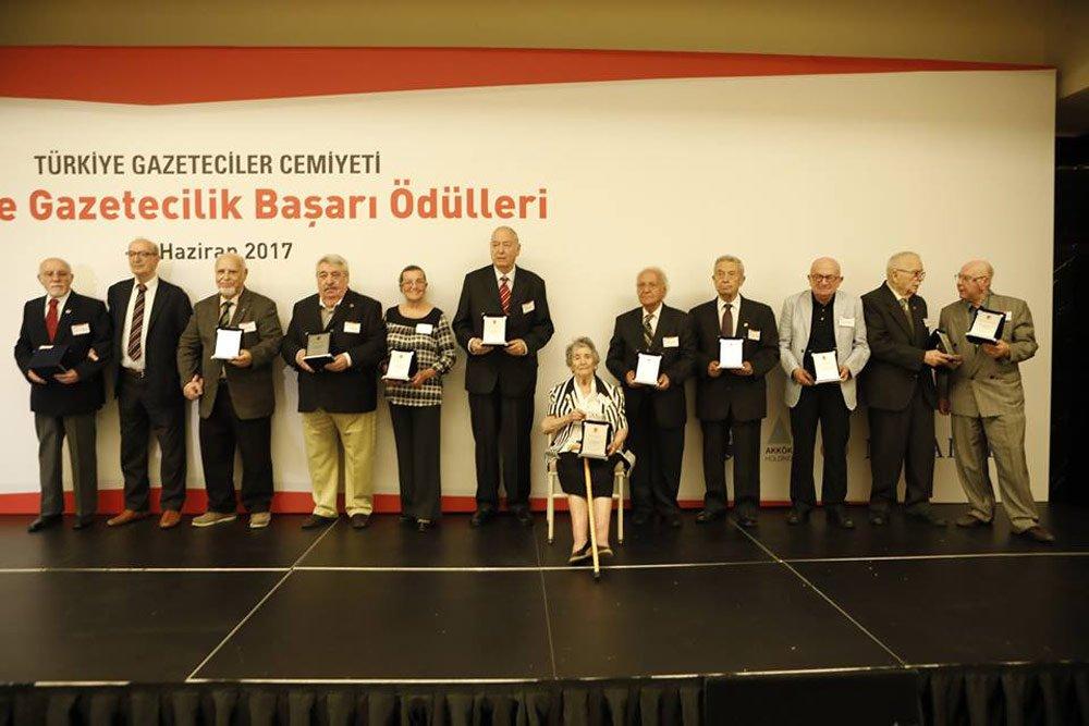 Türkiye Gazeteciler Cemiyet