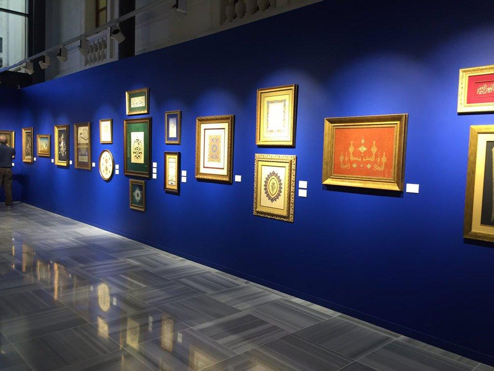 klasik sanatlar sergisi