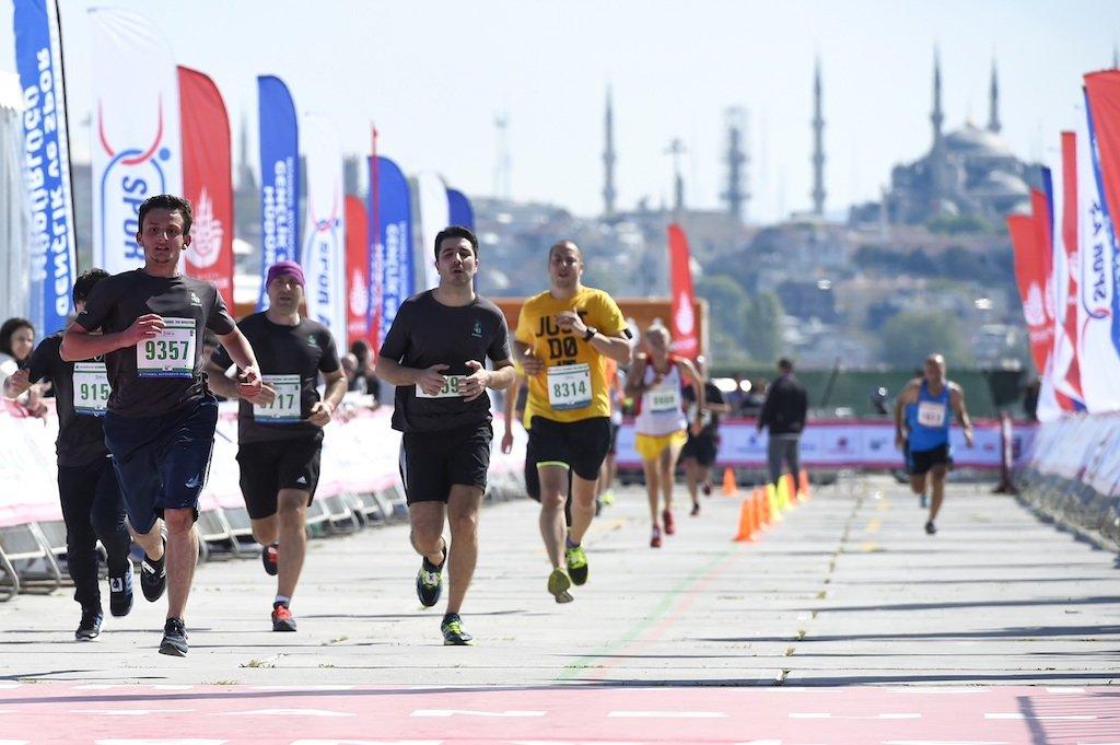 Vodafone Istanbul Yarı Maratonu