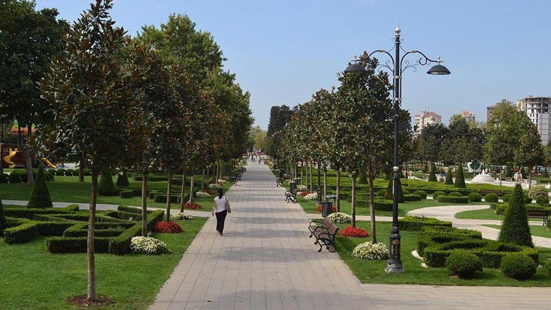 Millet Bahçesi