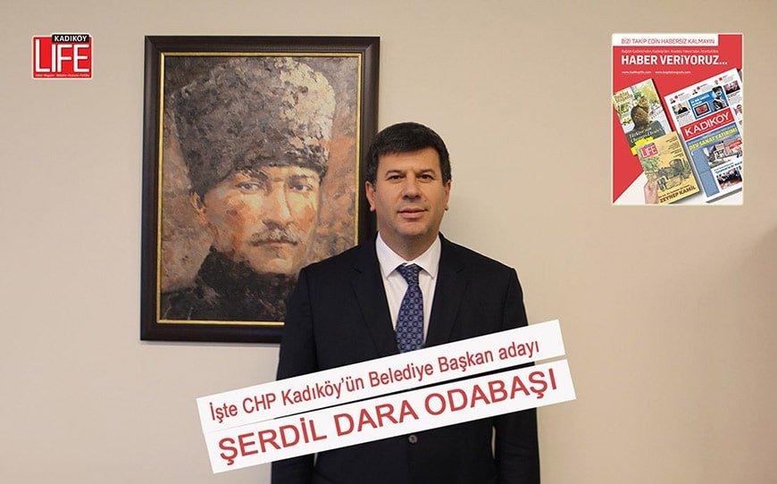 CHP Kadıköy Belediye Başkan Adayı