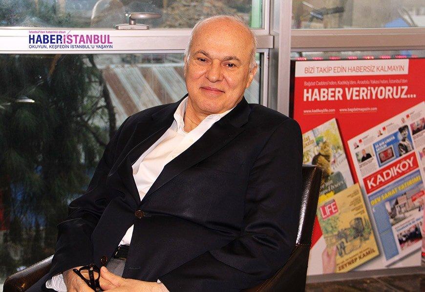 Saadet Partisi Kadıköy Belediye Başkan Adayı Ahmet Kökler