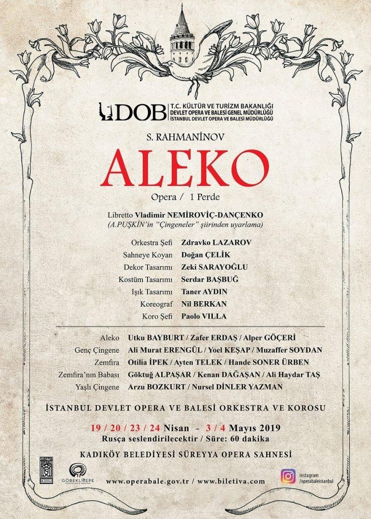 Aleko Operası
