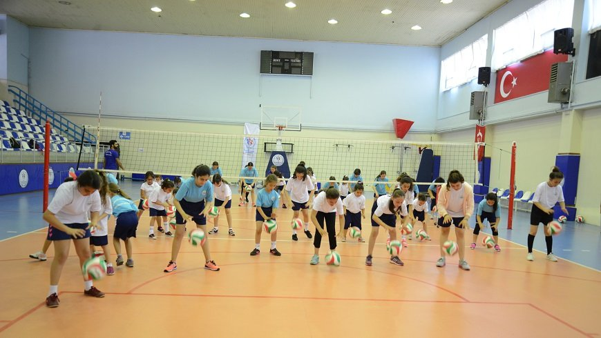 Yaz Spor Okulları