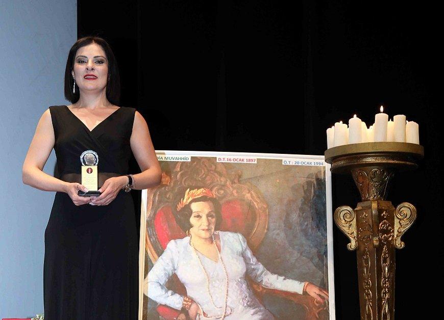 Bedia Muvahhid Ödülü