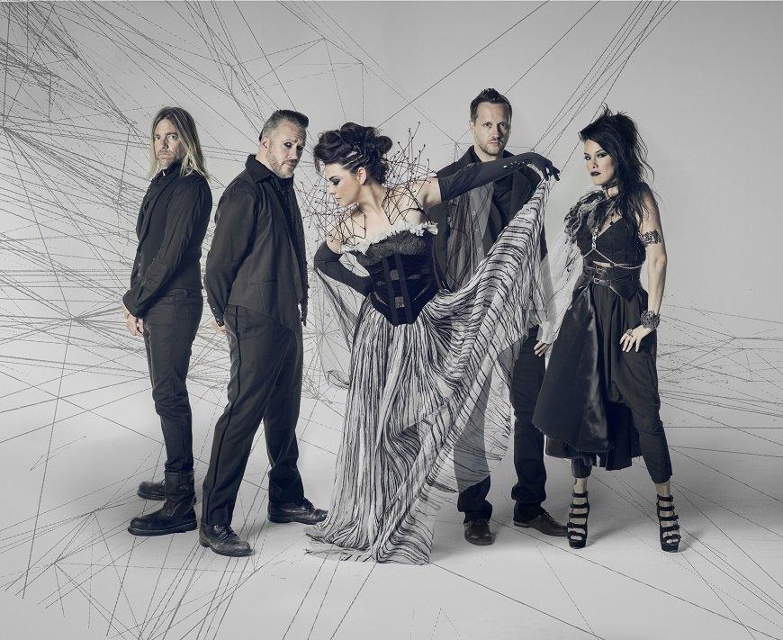 Evanescence İstanbul'da