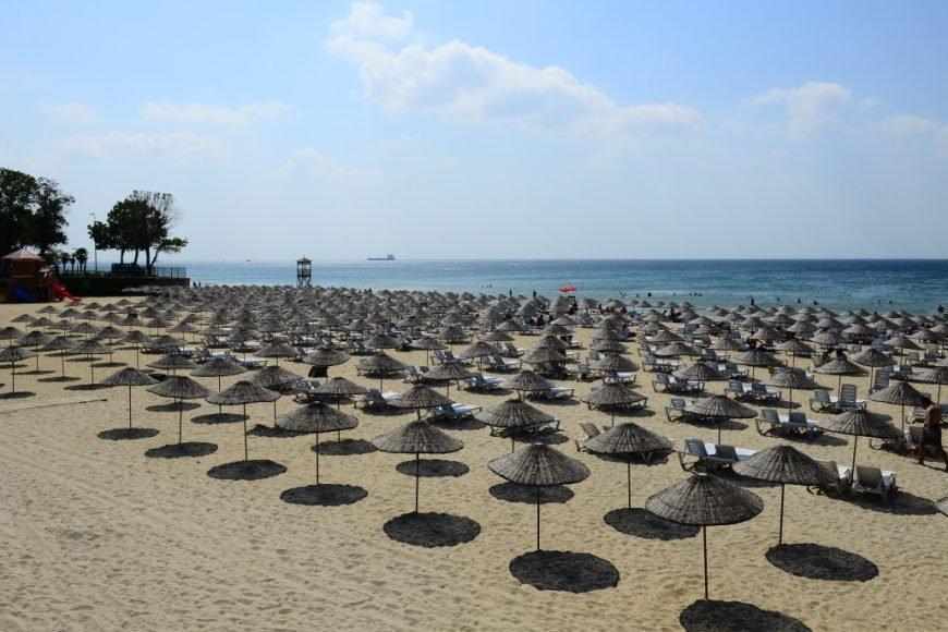 İstanbul Plajlarında