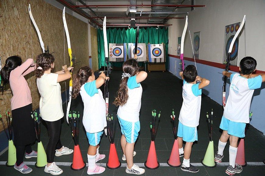 Kağıthane Yaz Spor Okulları