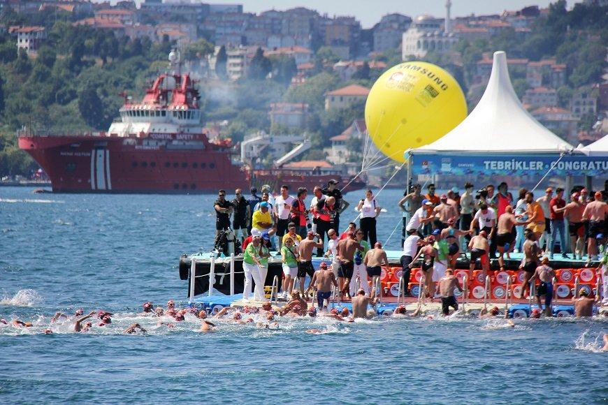 Kıtalararası Yüzme Yarışı