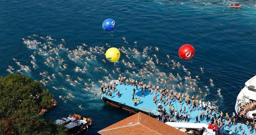 Samsung Boğaziçi Kıtalararası Yüzme Yarışı