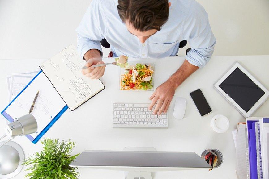 Ofis çalışanları için beslenme önerileri
