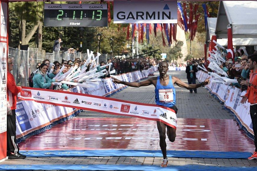 Vodafone İstanbul Maratonu